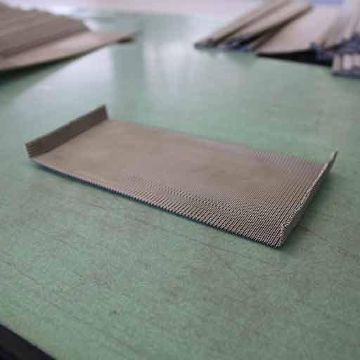 Ofenband | Ofenbänder mit Kanten